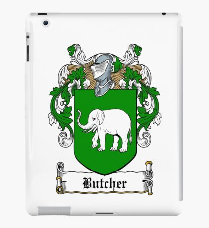 Butcher (Cork) iPad Case/Skin