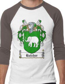 Butcher (Cork) Men's Baseball ¾ T-Shirt