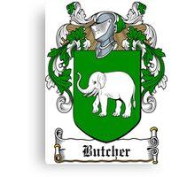 Butcher (Cork) Canvas Print