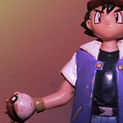 Ash Ketchum by Andrew Brewer