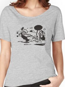 Pulp Fiction - Krazy Kat Women's Relaxed Fit T-Shirt