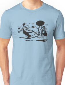 Pulp Fiction - Krazy Kat Unisex T-Shirt