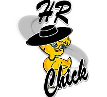 HR Chick #4 by CulturalView