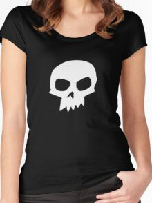 Toy Story - Sid's Skull Women's Fitted Scoop T-Shirt
