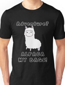 Alpaca Pun Unisex T-Shirt