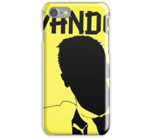 lewandowski iPhone Case/Skin