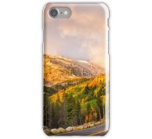 The Road to Bear Lake - Rocky Mountain National Park iPhone Case/Skin