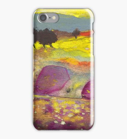 Late Afternoon 18 iPhone Case/Skin