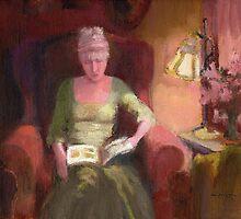 Lady Laura by REIFSNYDER