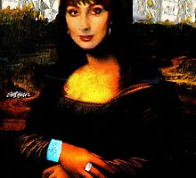 Mona Cher by Seth  Weaver