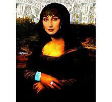 Mona Cher Photographic Print