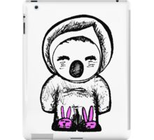 Sleepypants iPad Case/Skin