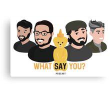 WSY: JV Squad Canvas Print