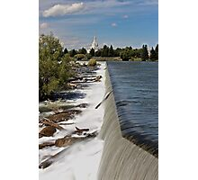 Idaho Falls Photographic Print