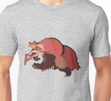 Monster Hunter Volvidon Digital Art Unisex T-Shirt
