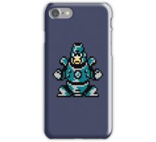 Hard Man iPhone Case/Skin