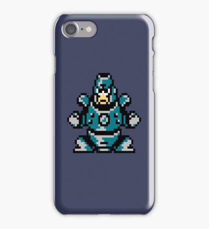 Hard Man iPhone Case/Skin