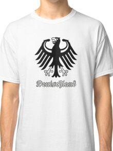 Vintage Classic Deutschland Germany Crest Classic T-Shirt