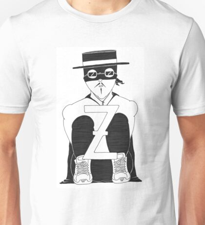 The Beard I Grow – Zorro Unisex T-Shirt