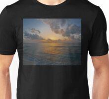 Playa del Carmen Sunrise #3 Unisex T-Shirt