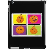 PopArt Pumpkins iPad Case/Skin