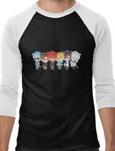 Mystic Messenger Men's Baseball ¾ T-Shirt