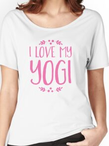 I love my YOGI Women's Relaxed Fit T-Shirt