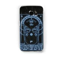 Entrance to Moria SAMSUNG ONLY! Samsung Galaxy Case/Skin