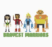 the Bravest Warriors Baby Tee