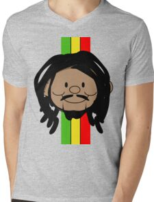 Marley! Mens V-Neck T-Shirt