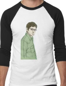 theroux Men's Baseball ¾ T-Shirt