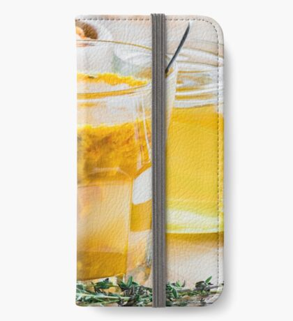 Seaberry Mix iPhone Wallet/Case/Skin