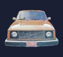 Volvo 245 wagon One Piece - Short Sleeve
