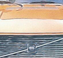 Volvo 245 wagon Sticker
