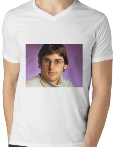 theroux Mens V-Neck T-Shirt