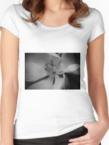 Wanderer- Magnolia Women's Fitted Scoop T-Shirt