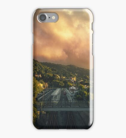 Sintra terminal iPhone Case/Skin