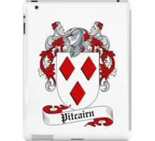 Pitcairn  iPad Case/Skin