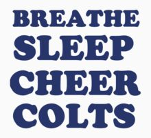 COLTS FOOTBALL Kids Clothes