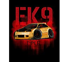 Honda Civic Type EK9 Type R Photographic Print