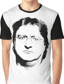 Serious Gaben Graphic T-Shirt