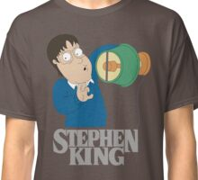 King - Spooky Lamp Funny Classic T-Shirt