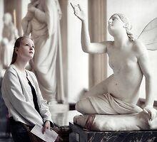 Anyone can be an Angel by Farfarm