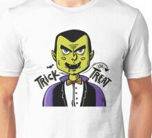 Trick or Treat — Vampire Unisex T-Shirt