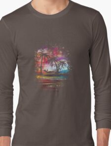 Relax Place Long Sleeve T-Shirt