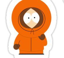 50 shades of Kenny Sticker