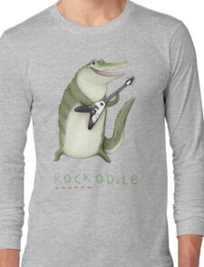 Rockodile Long Sleeve T-Shirt