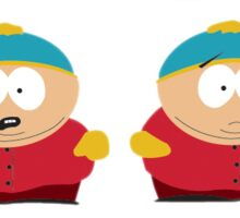 50 shades of Cartman Sticker