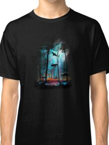 Shark In Forest Classic T-Shirt