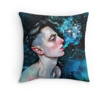 Night elf Throw Pillow